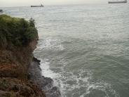 Veira-Mar Leste perto do porto Sto. Dgo. RD