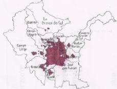 area urbanizada