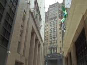 bolsa de valores Centro SP