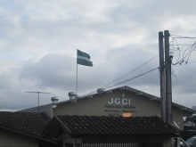 bandeira alvi-verde